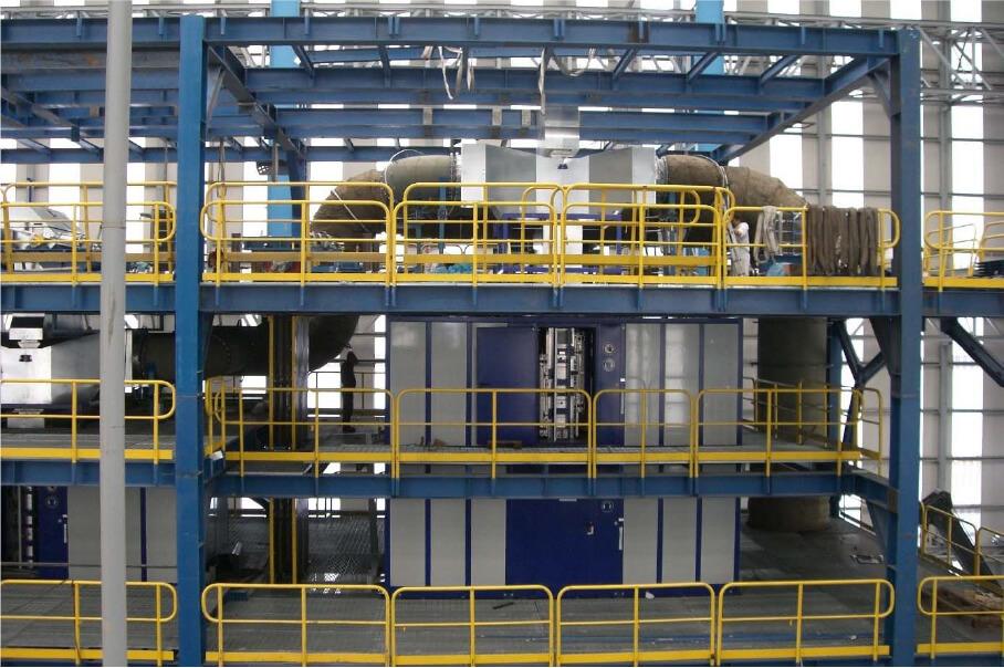 aNIR-Vernetzungsöfen für Stahlband-Primer und Topcoats