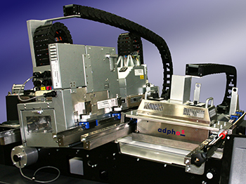 TDC equipped with M-Series